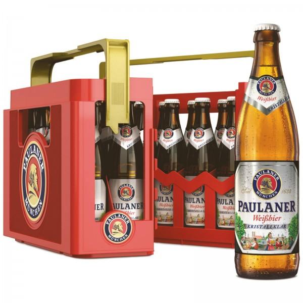 B1405 Paulaner Kristallweizen 20 x 0,50l