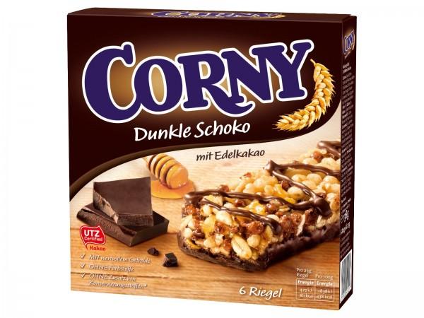 K6070 Corny Schoko Dunkel 6 x 25g