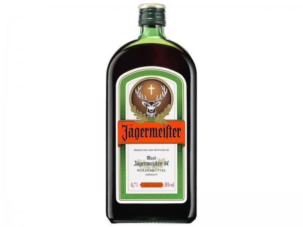 W8520 Jägermeister 35% 0,70l