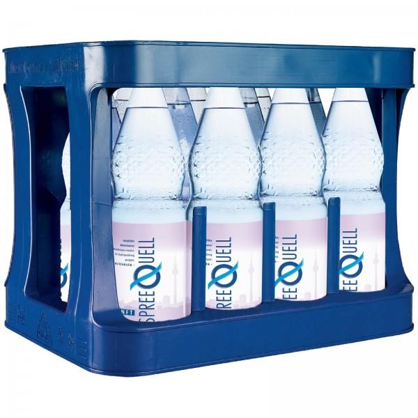 M4272 Spreequell Sanft Mineralwasser 12 x 1,0l PET