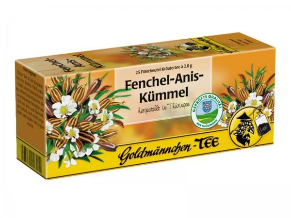 K5182 Goldmännchen Fenchel-Anis-Kümmel 25er