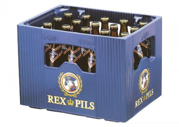 B1210 Rex Pils 20 x 0,50l
