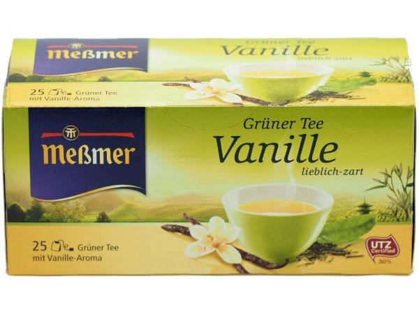 K5214 Meßmer grüner Tee mit Vanille