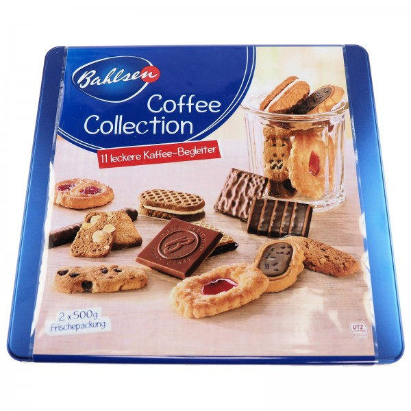 K5630 Bahlsen Coffee Collection 1000g