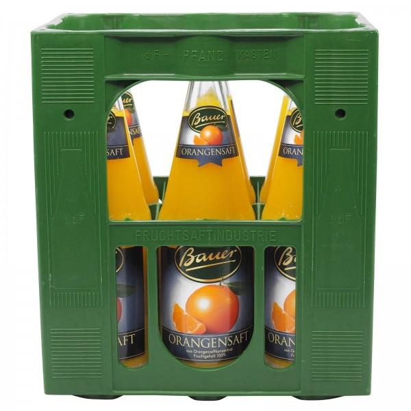 S2207 Bauer Orange 6 x 1,0l