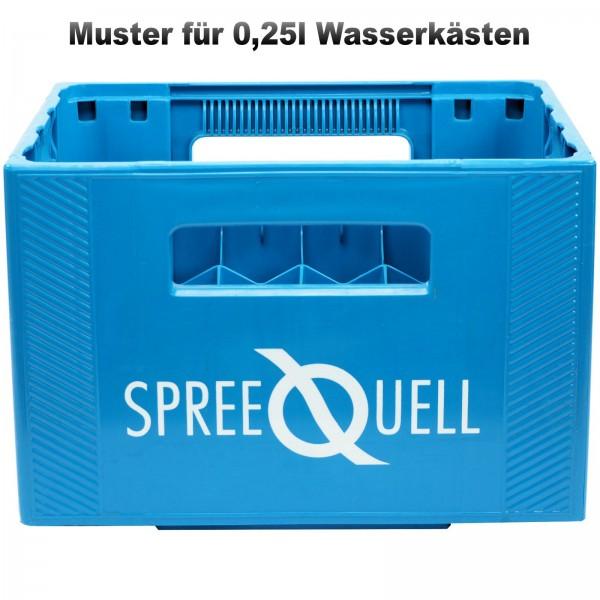 S1425 Leerkasten Wasser 24 x 0,25l