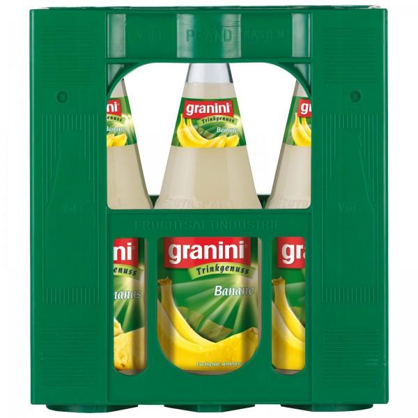 S2428 Granini Bananennektar 6 x 1,0l