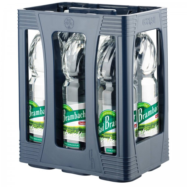 M4157 Bad Brambacher Naturell 6x1,50l PET