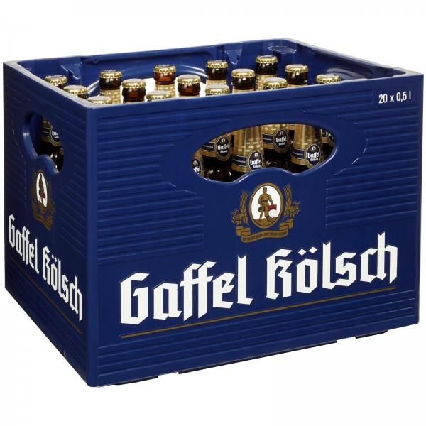 B1147 Gaffel Kölsch 20 x 0,50l