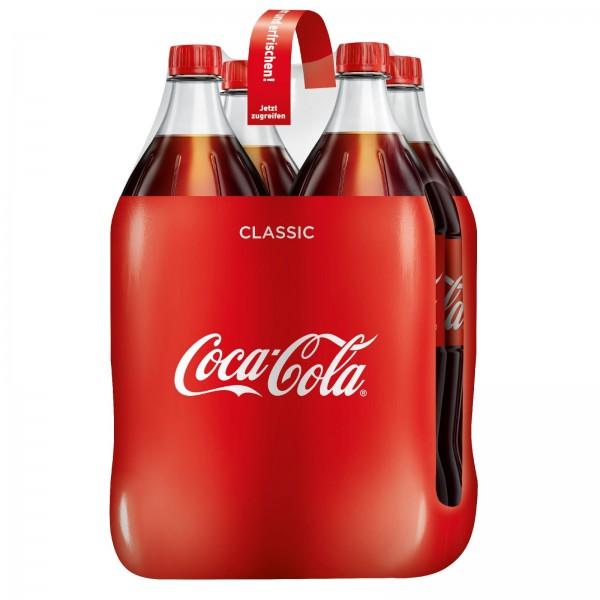 E3000 Coca Cola 4 x 1,50l