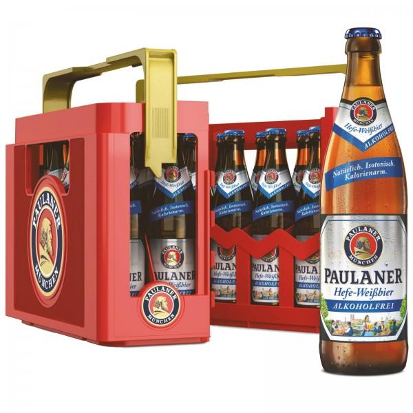 B1407 Paulaner Hefe Alkoholfrei 0,50l