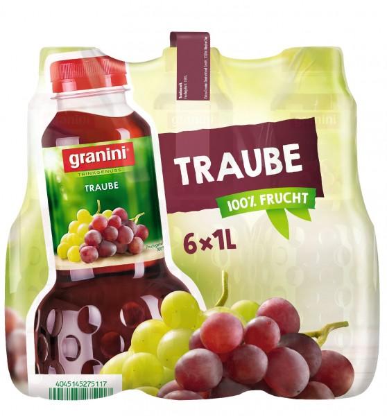 S2515 Granini Traube 6 x 1,0l