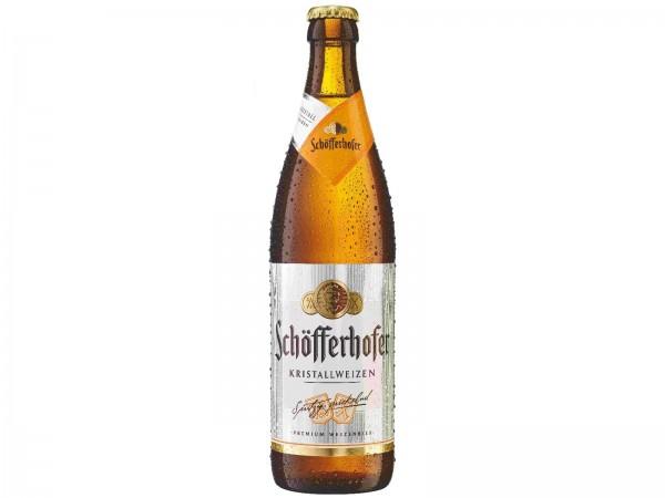 B1415 Schöfferhofer Kristall Flasche 0,50l