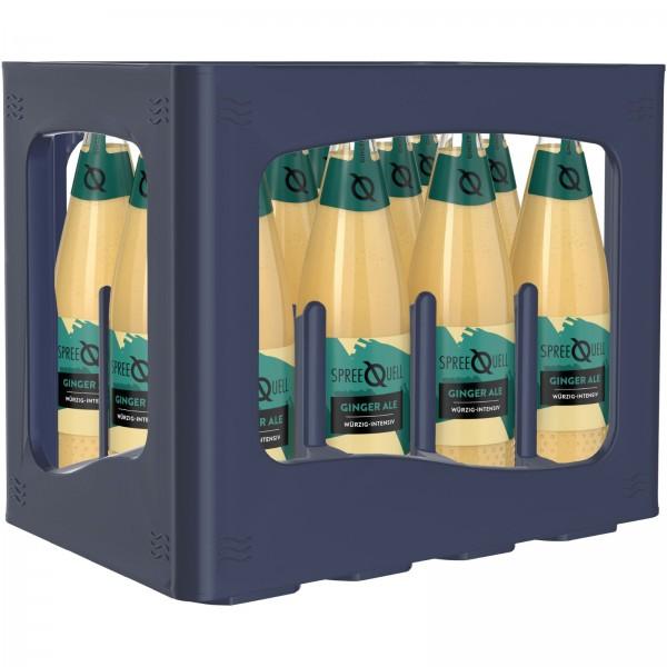 E3294 Spreequell Ginger Ale 12 x 0,75l