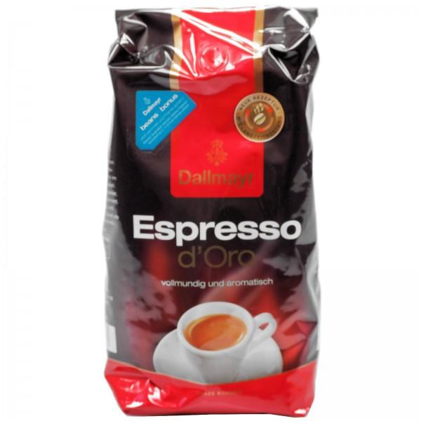 K5168 Dallmayr Espresso d'Oro (ganze Bohne)