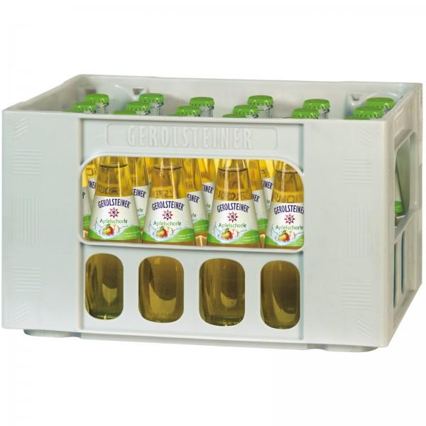E3169 Gerolsteiner Apfelschorle 24 x 0,25l Glas