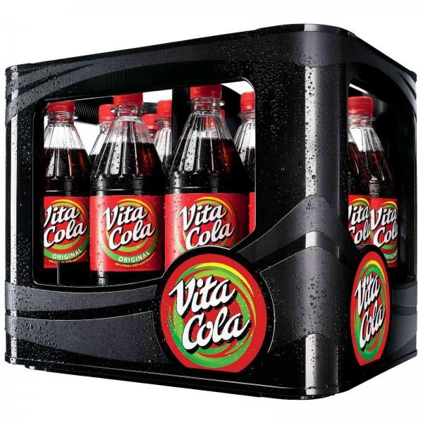 E3141 Vita Cola Original 12 x 1,0l PET