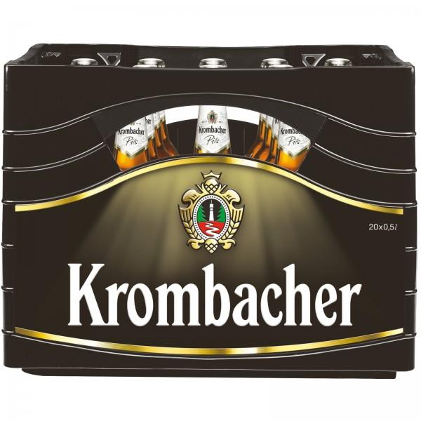 B1185 Krombacher 20 x 0,50l