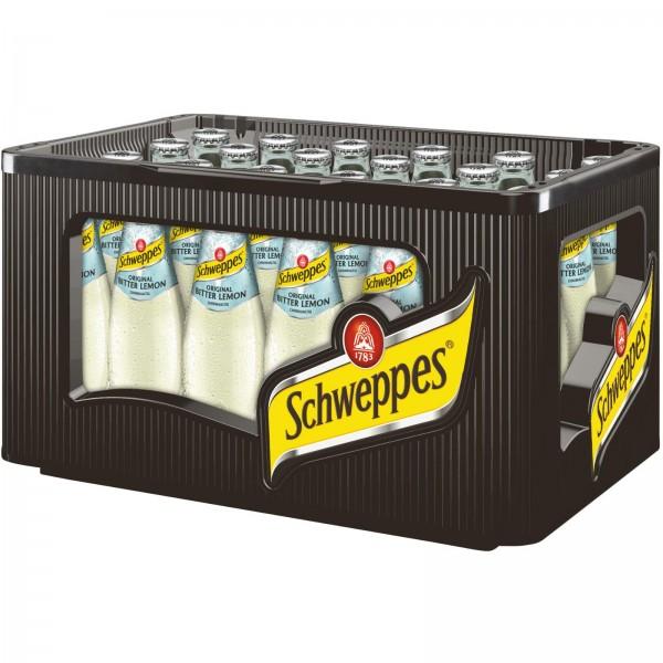 E3425 Schweppes Bitter Lemon 24 x 0,20l