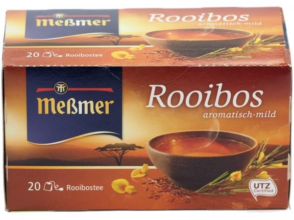 K5231 Meßmer Rooibostee