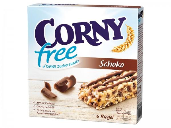 K6110 Corny free Schoko 6 x 25g