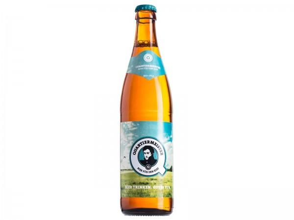 B1219 Quartiermeister - BIO-Bier für den Kiez 24 x 0,33l