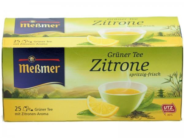 K5215 Meßmer grüner Tee mit Zitrone