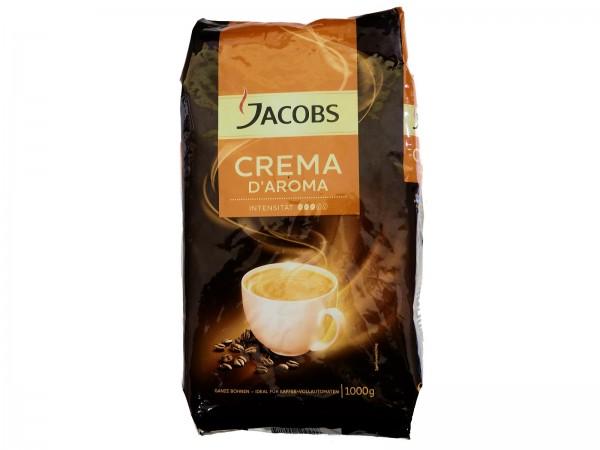 K5094 Jacobs Crema D'Aroma 1 Kg  Bohne