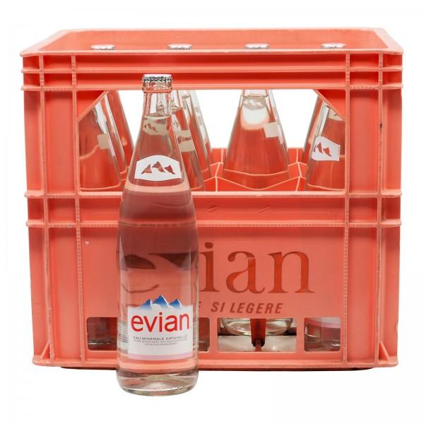 M4161 Evian 12 x 1,0l