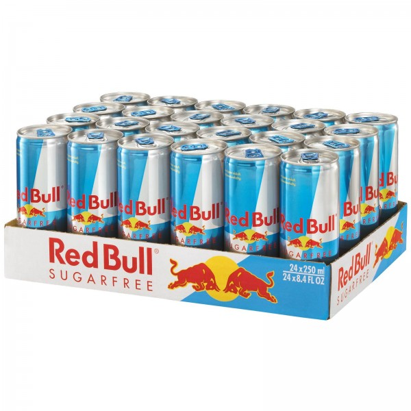 E3572 Red Bull sugarfree 24 x 0,25l