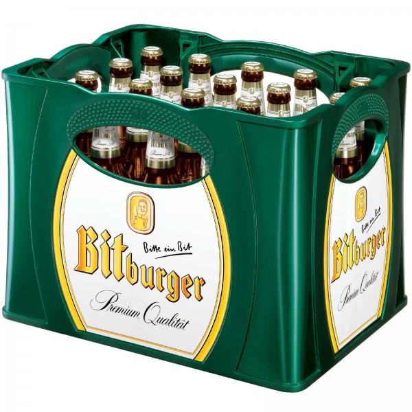 B1075 Bitburger Pils 20 x 0,50l