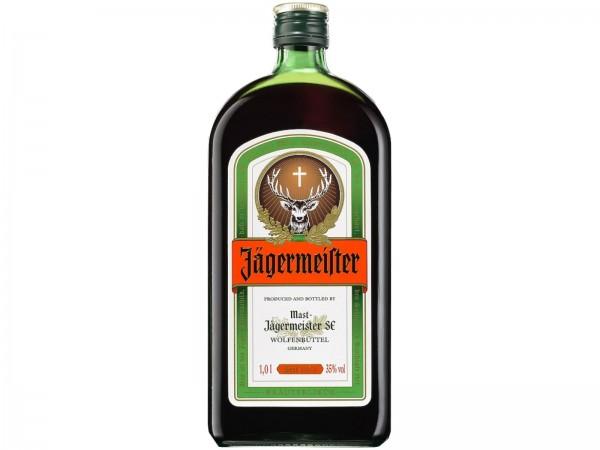 W8522 Jägermeister 35% 1,0l