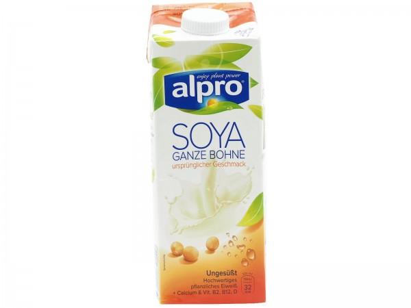 K4995 alpro Soya ungesüsst 1,0l