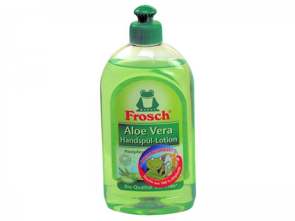 N6982 Spülmittel Frosch mit Aloe Vera 500ml
