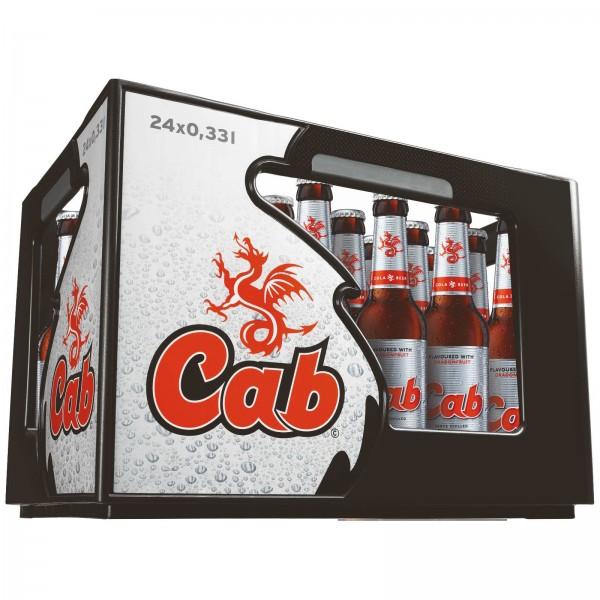 B1096 Cab Cola u. Beer 24 x 0,33l
