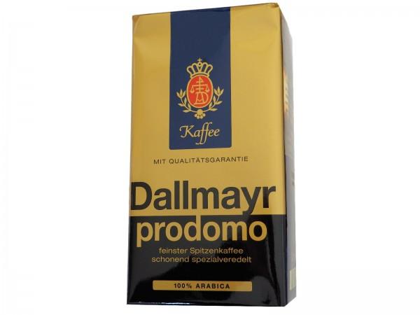 K5130 Dallmayr prodomo 500g gemahlen