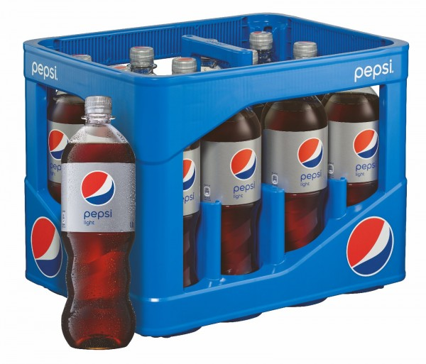 E3196 Pepsi Cola light 12 x 1,0l