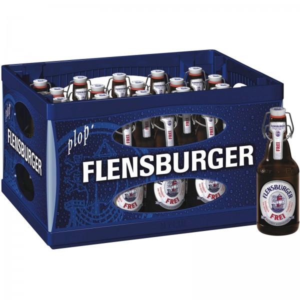 B1362 Flensburger Alkoholfrei 20 x 0,33l