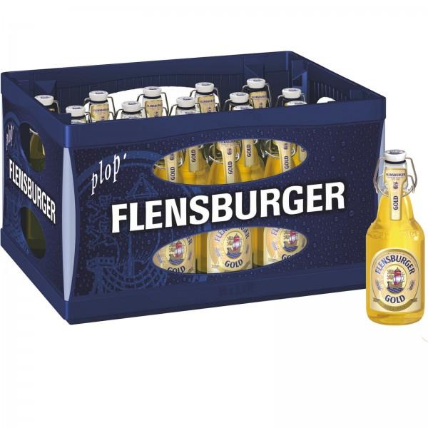 B1128 Flensburger Gold 20 x 0,33l