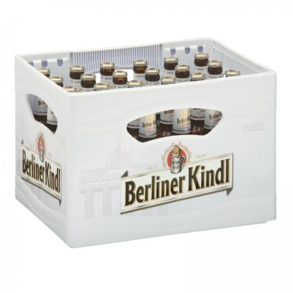 B1035 Berliner Kindl Jubiläums Pilsener 24 x 0,33l