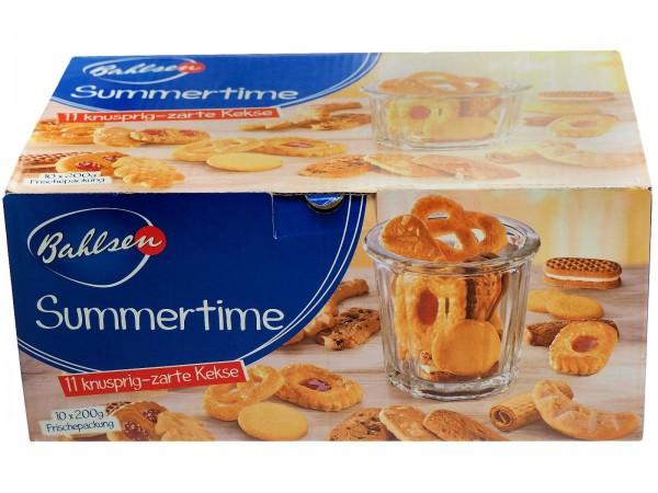 K5646 Bahlsen Summertime (knusprig, ohne Schokolade) 2KG