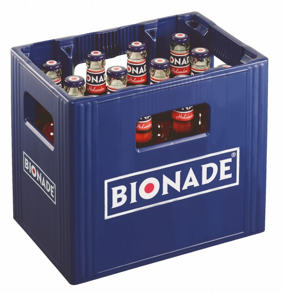 E3122 Bionade Holunder 12 x 0,33l