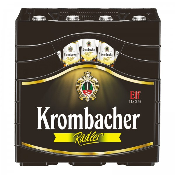 B1194 Krombacher Radler ELF 0,50l
