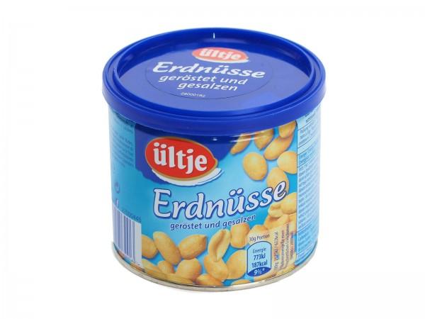 K5721 ültje Erdnüsse, gesalzen 200g
