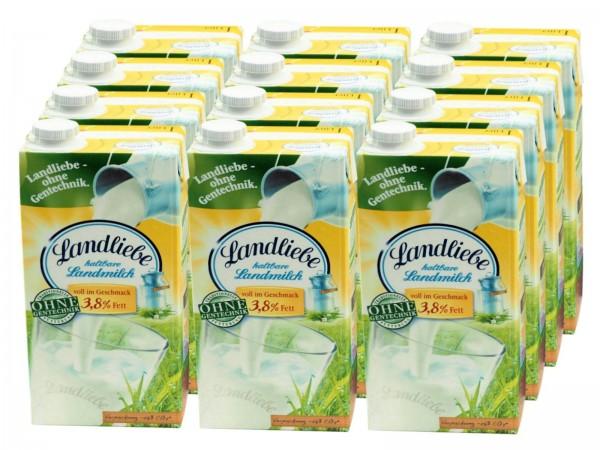 K5014 Landliebe H-Milch 3,8%  12 x 1,0l