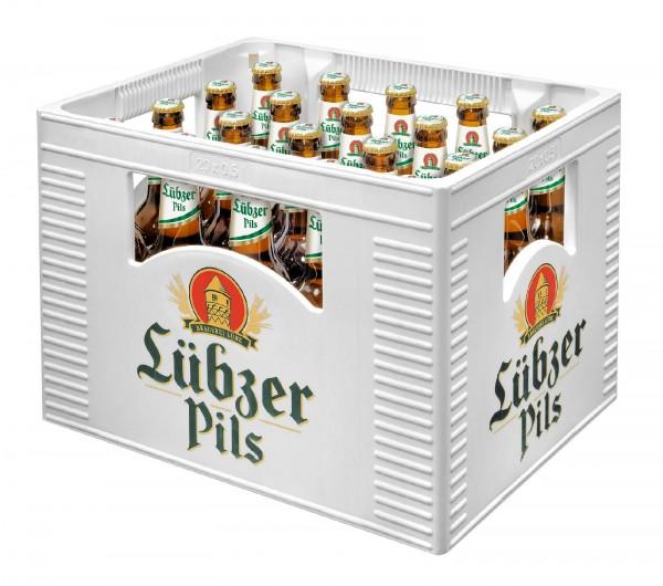 B1190 Lübzer Pils 20 x 0,50l