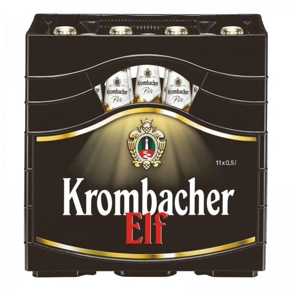 B1187 Krombacher Elf 0,50l