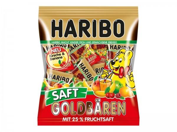 K6009 Minibeutel Haribo Saft - Goldbären 220g