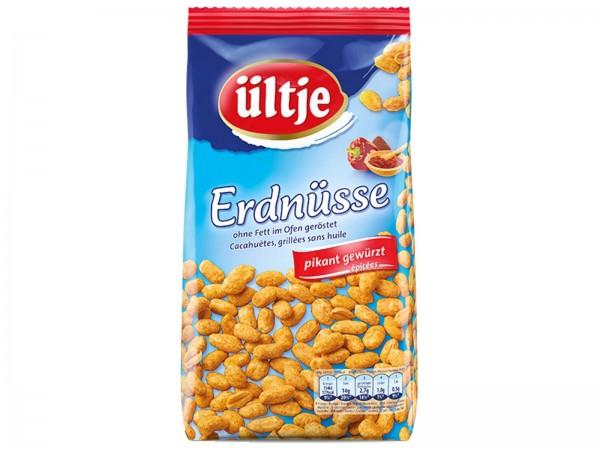 K5725 ültje Erdnüsse, pikant, ohne Fett 1000g