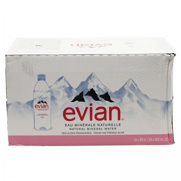 M4166 Evian 24 x 0,50l